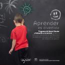 Tríptico Informativo</br>Programa de</br>Apoyo Escolar