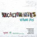 Díptico Verano</br>Información de actividades </br>programa VACACIONANTES