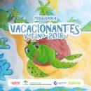 Dossier Información de Actividades Programa VACACIONANTES </br> Verano 2018